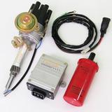02 - Kit Ignição Eletrônica C10 C14 C15 Chevrolet Brasil 261