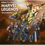 Marvel Legends Thor Ragnarok 6 Figuras Marvel Universe Hulk