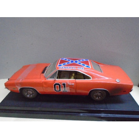 Joy Ride 1/18 Dodge Charger General Lee Dukes De Hazzard