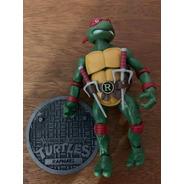 Boneco Tartarugas Ninjas - Rafael - 15 Cm