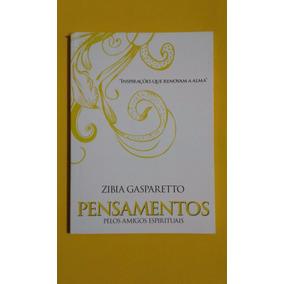 Livro Pensamentos, De Zibia Gasparetto, Novo