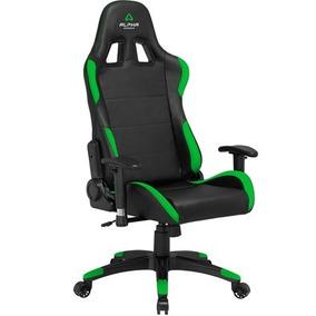 Cadeira Gamer Alpha Gamer Vega Black/green