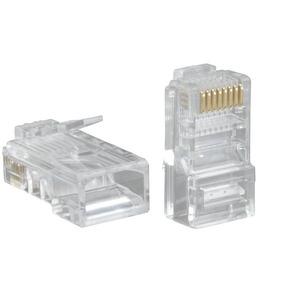 Conector Puerto Rj45 Para Modem Internet Red 10 Unidades