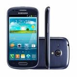 Samsung Galaxy S3 Iii Mini 8gb Grafite Ponta De Estoque