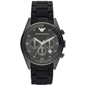 Relógio Luxo Emporio Armani Ar5889 Preto Novo Original Sw13
