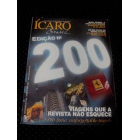 Revista Icaro Varig - N° 200
