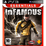 Infamous Essentials Fisico Ps3 + Envio Gratis
