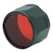 Filtro Adaptador Linterna Fenix 34mm Y 18mm Rojo Azul  Verde