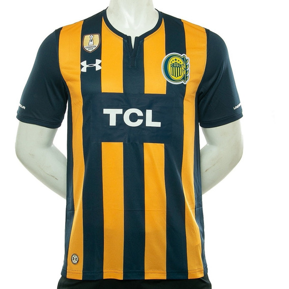 Camiseta Rosario Central Home Under Armour