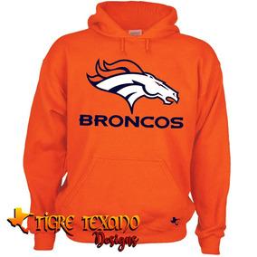 Sudadera Nfl Broncos De Denver By Tigre Texano Designs