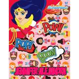 Forro De Cuadernos Super Heroes Girls