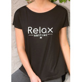 Remera Relax - Gris - 18141/2/2x