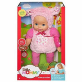 Mattel Muñeca Little Mommy Disfraces