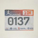 Números Dorsales Tyvek Carreras Maratones X250