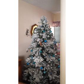 rbol de navidad artificial con nieve - Arbol Navidad Artificial