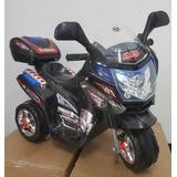 Moto Electrica Para Niño