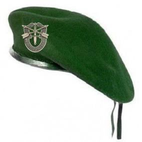 Pin O Insignia Para Boina Para Fuerzas Especiales Usa