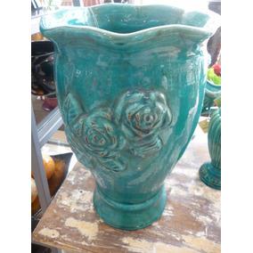 Vaso Cachepot Decorativo Cerâmica Importado