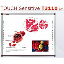 Lousa Interativa Digital 82 Touch Screen Multitouch