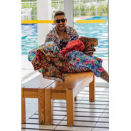 Shorts Verão, Praia, Carnaval Bermuda Masculina Frete Grátis