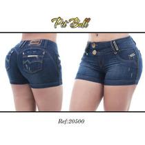 Shorts Pit Bull Jeans Coleção Nova 2016