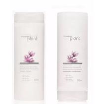 Kit Shampoo E Condicionador Natura Plant Pós Química 2x300ml