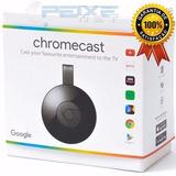 Chromecast 2 Original Lacrado Hdmi 1080p Google 2017 Garanti