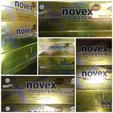 Novex Booster Gold 100% Original Made In Brasil Superconcent