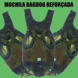 Mochila Frontal Canguru Bagdog P/ Cães ( Modelo Reforçado )