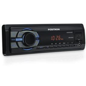 Auto Radio Usb Player Sp2210ub Positron