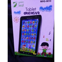 Tablet Educativa Para Niño De 2 A 6 Años