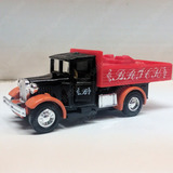 Welly Antique Lorry Camión Ladrillos Bricks Escala 1:36 Meta