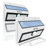 Lampara Solar Led Para Patio 2pcs Solar Motion