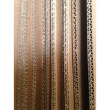 Planchas De Cartón Doble Corrugado 75x100cm 7 Mm Espesor