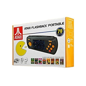 Atari Flashback Portable Portatil 70 Juegos + Envío Gratis