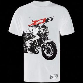 Camisa Yamaha Xj6 600cc 4 Cilindros Motogp, Duas Rodas 299
