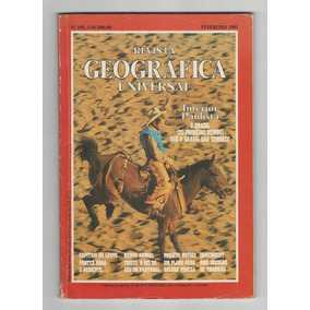 Revista Geográfica Iniversal - Nº 195