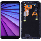 Tela Touch Display Lcd Motorola Google Nexus 6 Xt1100 Xt1103