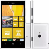 Smartphone Nokia Lumia 720 Branco Câm 6mp (de Vitrine)