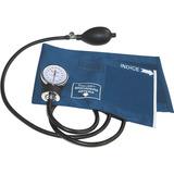 Aparelho De Pressão Analógico Premium Esfh20 Azul
