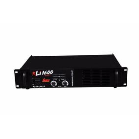 Potencia Leacs Li1600 400 Wrms