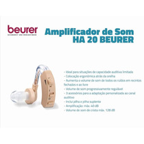 Amplificador Auricular Beurer Ha 20