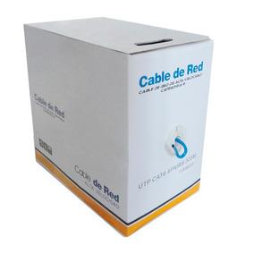 Bobina De Cable 8 Hilos Calibre .60 De 300m