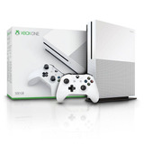 Consola Xbox One S 500 Gb 4k Ultra Hd Blanco