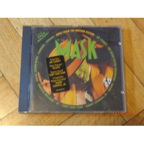 The Mask. Banda Sonora. Cd En Perfecto Estado. Made In Usa