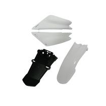 Kit Carenagem Xtz 125 Branco 2003 A 2012