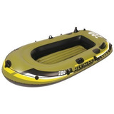 Bote Inflable Para 1 Persona Ecology Mod Fishman