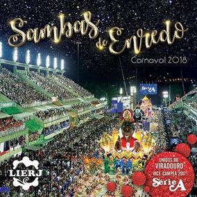 Lierj - Sambas De Enredo Carnaval 2018