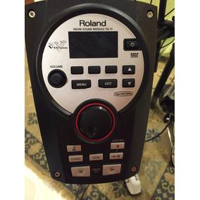 Bateria Eletrônica - Holand Tdk 11 - Quase Nunca Usado!