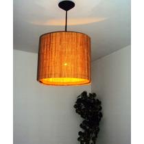 Luminária De Teto Lustre Oval Quarto E Sala Iluminação